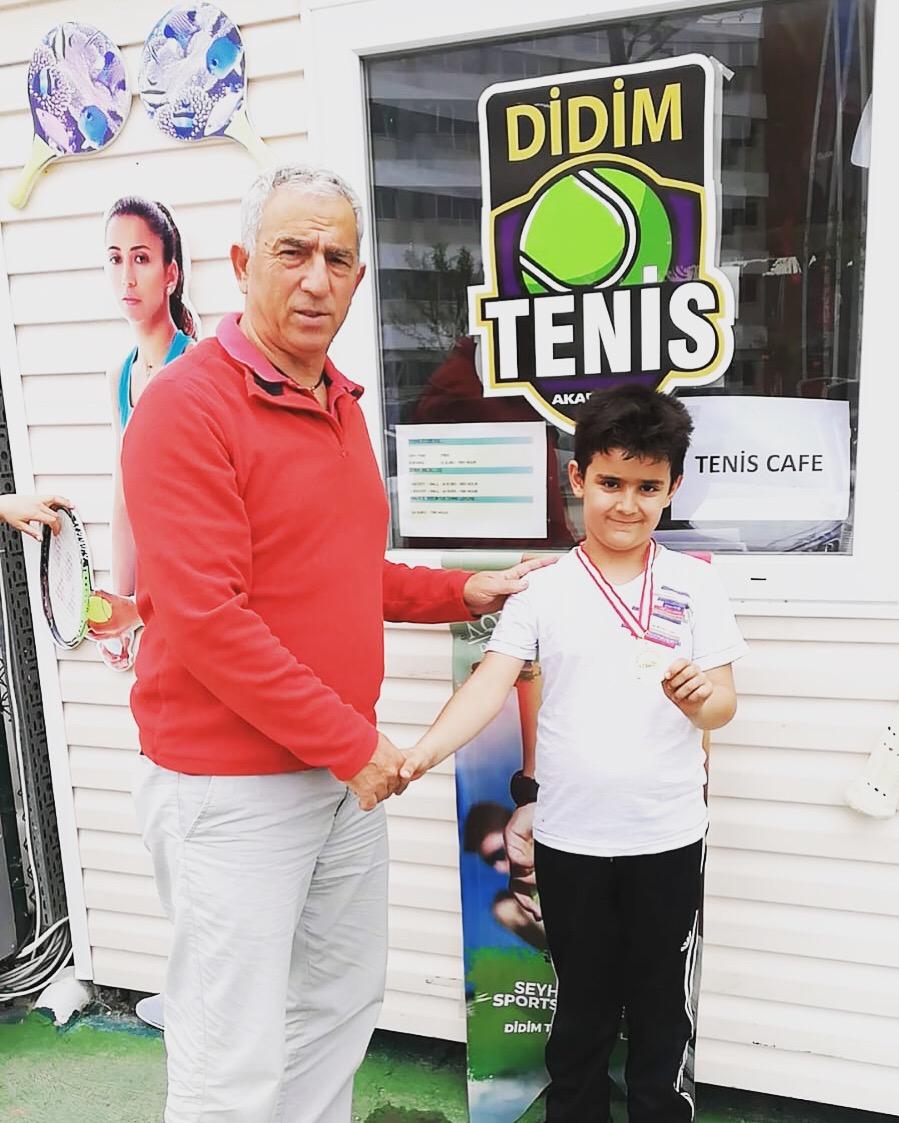 izmir tenis kursu